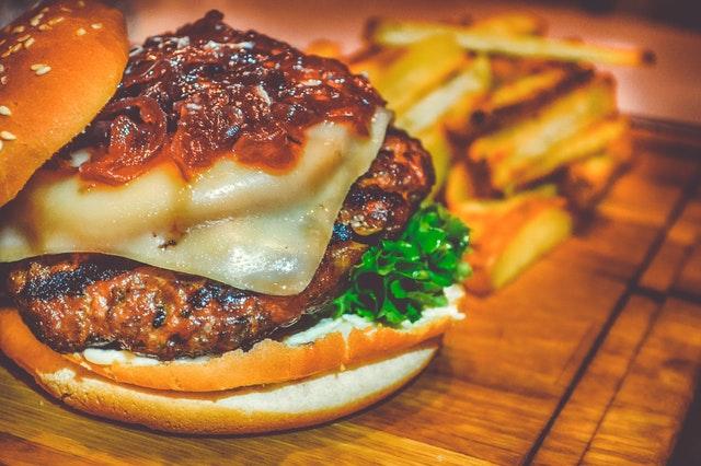 HIT burger